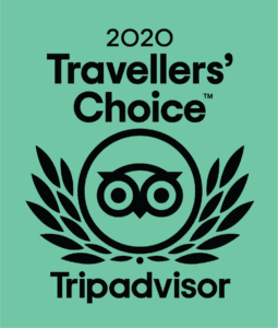 Tripadvisor Travellers' Choise 2020